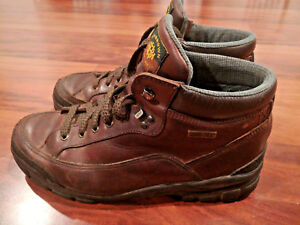 HH BROWN GORE-TEX  Men's Hiking Leather Boots Brown 10.5