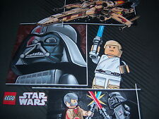 official STAR WARS LEGO t shirt - licensed 2011 - NEW NWT - (YOUTH LARGE) (YL)
