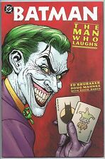 **BATMAN: THE MAN WHO LAUGHS**(2005, DC)**CLASSIC JOKER STORY**1ST PRINT**NM+**