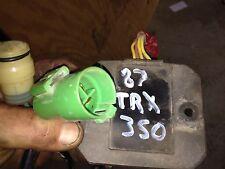 1987 Trx Honda 350 Regulator