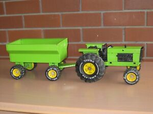 tonka vintage tractor and trailer