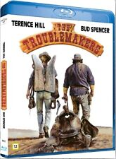 The Troublemakers Blu Ray