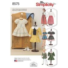 SEWING PATTERN! MAKE 70's DOLL CLOTHES! FITS AMERICAN GIRL JULIE~MELODY~IVY!