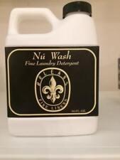 "Orleans Home Fragrance Nu Wash Fine Laundry Detergent ""Fine Linens"" 16 oz"