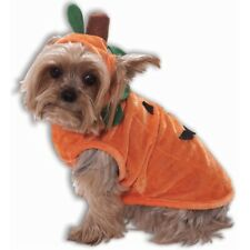 Pumpkin Doggie Pet Costume Pet Halloween Fancy Dress