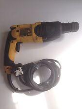 Dewalt D25013 Drill Sds Hammer Action Masonry Drill 240volts