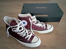 Converse Chuck Taylor, UK 7, Branch Burgundy Red, Brand new in box