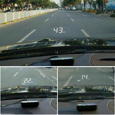 Auto HUD Head Up Display Geschwindigkeit M7 OBD2 + GPS Digital System Projektion