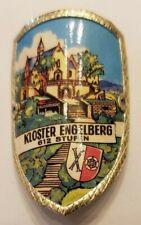 Kloster Engelberg, Switzerland Stocknagel, Hiking Medallion, Badge, New, GP12-3