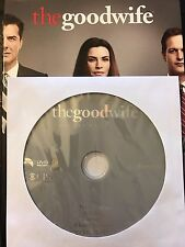 The Good Wife - Season 2, Disc 6 REPLACEMENT DISC (not full season)