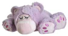 Wärmestofftier Warmies Sleepy Bear lila 01147
