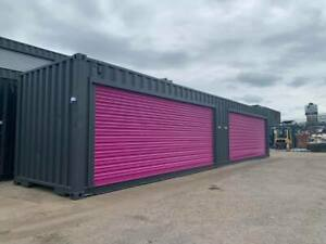 40ft x 8ft Refurbished Roller Shutter Shipping Container ( Kent Area )