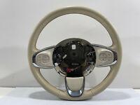 Ricambi Usati Volante Sterzo Multifunzione In Pelle Fiat 500 Restyling 2015 >