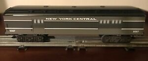 Lionel #16087 Illuminated New York Central Baggage Car, ca. 1994
