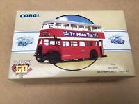 CORGI CLASSIC 97310 GUY ARAB BUS SOUTHAMPTON CITY TRANSPORT