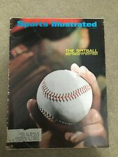 FM2-56 Sports Illustrated Magazine 7-31-1967 The Spitball Baseball