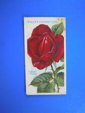 ORIGINAL CIGARETTE CARD: Wills - Roses - Edward Mawley No.73