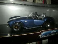 1:18 Yat Ming Shelby Cobra 427 S/C 1964 blau/blue in OVP