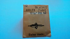 Tudor Rolex 390 723 parts balance staff CALIBRE 390 PART NO 723 - NEW