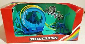 VINTAGE BRITAINS FARM 9547 WRIGHT RAIN HOSE DRUM IRRIGATOR - BOXED