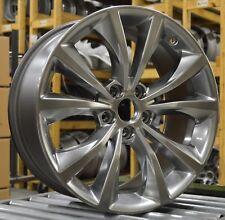 """18"""" Chrysler 200 2015 2016 2017 Factory OEM Rim Wheel 2516 Hyper Silver Set"""