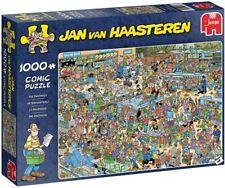 Jan Van Haasteren 1000 Piece Sealed Jigsaw The Pharmacy