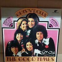 Guys N Dolls-The Good Times Vinyl LP. VINTAGE RARE 1976 Magnet MAG 5014