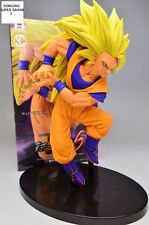 DRAGON BALL FIGURE COLOSSEUM SCULTURES BIG 6 SON GOKU SUPER SAIYAN 3 BANPRESTO