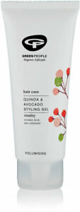 Green People Quinoa & Avocado Styling Gel 100ml - Reduced to clear