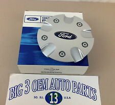 "2000-2001 Ford Focus OEM Wheel Hub Cap 5-3/4"" diameter YS4Z-1130-BB new silver"
