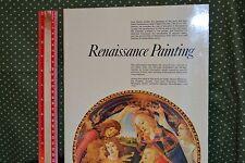 1979 RENAISSANCE PAINTING By: PAUL STIRTON, Mayflower Books, PB, ISBN=0831773774