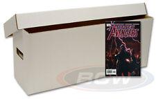 Comic Storage Box - Corrugated Cardboard to store 225 comics