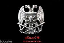 Insigne armée Serbe (fixation mode pin's) reproduction WW1