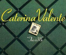 """CATERINA VALENTE - THIS IS ME 12"""" LP FOC (b238)"""
