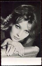 Carte-Photo Annette Vadim . vintage card . photo Lucienne Chevert