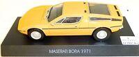 Maserati Bora gelb 1971 1:43 NEU #  Ke   å