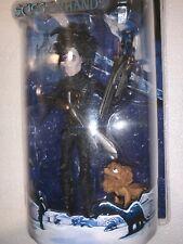 """Edward Scissorhands Mezco 2005 Action Figure Rare Collectible 8"""" Exclusive Toy"""