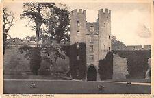 BR94414 the clock tower warwick castle   uk