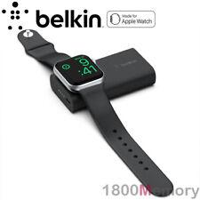 GENUINE Belkin Boost Up Charge Wireless Power Bank 2200mAh for Apple Watch 4 3 2