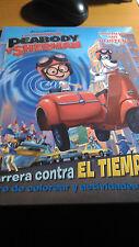 LIBRO DE EJERCICIOS VERANO PEABODY Y SHERMAN