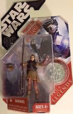 Star Wars Princess Leia in Boushh Disguise Action Figure - Saga Legends w/ Coin