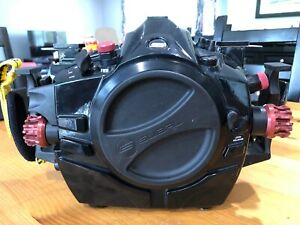 Subal ND4 underwater housing and extras for Nikon D4