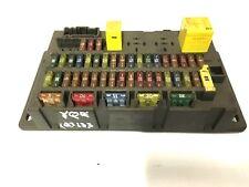 rover 75 mg zt passenger compartment fuse box yqe103133/yqe103139 2001/2003