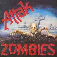ATTAK - ZOMBIES (NEW/SEALED) CD