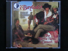 !Baylado! - The Terra Nova Consort - Music of Renaissance Spain (CD) - Neuwertig