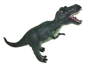"Large 21"" (54cm) Soft Stuffed Rubber Dinosaur T-Rex Tyrannosaurus Play Toy Toys"