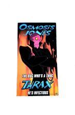 RARE 2001 OSMOSIS JONES MOVIE PROMO MAGNET - THRAX LAURENCE FISHBURNE FILM