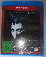 Maleficent  3D   Blu Ray NEU Disney ungekürzte Fassung