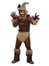 Rustic Scarecrow Mens Adult Creepy Farmer Halloween Costume
