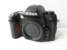 Nikon N80 Af 35mm Slr Film Camera - Body Only